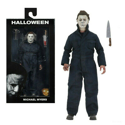 """NECA Halloween (2018) Michael Myers 8"""" Clothed Action Figure Collection IN STOCK"""