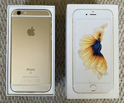 Apple iPhone 6s 64GB Smartphone - Gold (Unlocked) - Grade A Condition