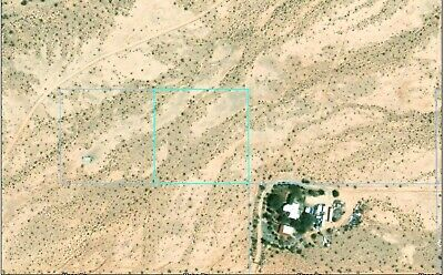 2.5 Acre Lot Rural 29 Palms, California
