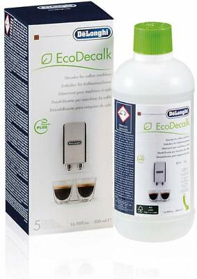 Detartrant Ecologique Pour Machine A Cafe 500 ML  DeLonghi SER3018