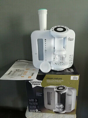 Tommee Tippee Perfect Prep Quick&Easy *White*New In Box