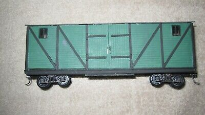 On30  /  BOX WAGON / AS PER PHOTO /GOOD COND /  SIGNED FOR P&P