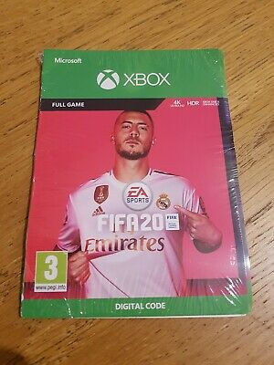 Fifa 20 xbox one READ DESCRIPTION....