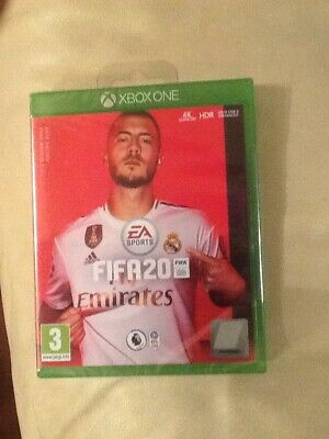 FIFA 20 XBOX ONE 2020 Sealed New 99p Start