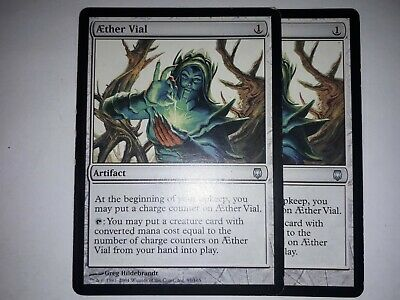 Mtg aether vial x 1 great condition