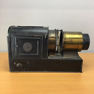 Magic Lantern Body - shell only - lighting project - + some electric fittings