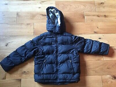 Boys Timberland Black Padded Winter Jacket, Aged 10 Years