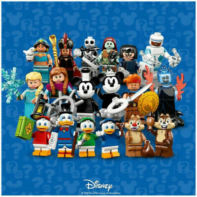 Lego Disney Series 2 Minifigures (71024) - You Pick Your Minifigs - New!