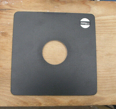 later Arca Swiss  171mm lensboard for compur 2 , 50mm hole