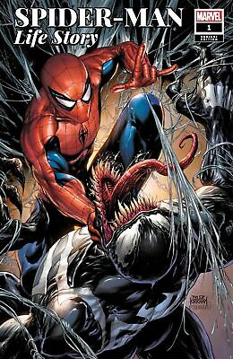Spider-Man Life Story #1 Tyler Kirkham Variant Cover A Nm March 2019 Venom