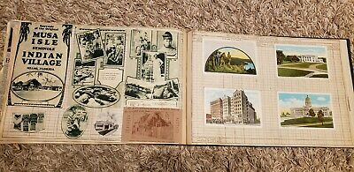 Antique Scrapbook 1920's 30's