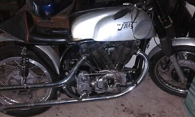 Jap V Twin Brough Superior Unfinish Project .