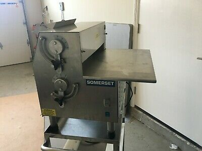"Somerset 20"" Dough Sheeter CDR-2100S Great Condition"
