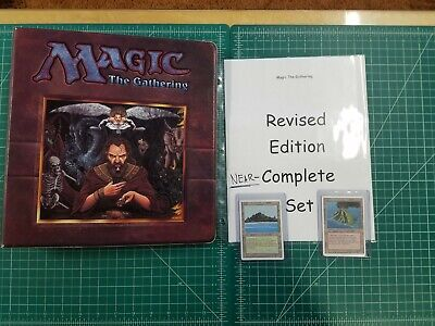 Revised Edition Near Complete Set 283 out of 306 ** MTG Magic the Gathering