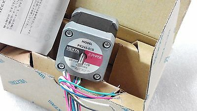 Vexta Pk245-01B 2-Phase Stepping Motor