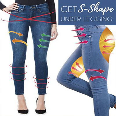 Perfect Fit Jeans Leggings Instantly Looks Slimmer Than Before