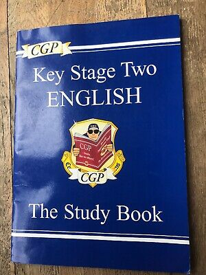 Key Stage 2 English study guide by CGP Books