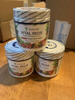 3 Dr Gundry Vital Reds Plus A Free Gift