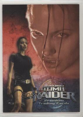 Tomb Raider The Movie Lara Croft Tomb Raider Chase Card LC4