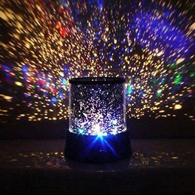 TOYS LED Star Projector Night Light  Xmas Gift 2 years above girls boys magic