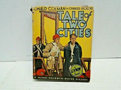 A Tale of Two Cities by Charles Dickens - A Lynn Book 1935
