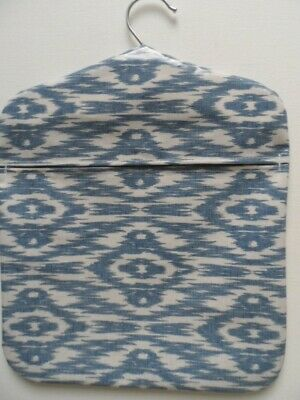 REDUCED Seaside Harbour /& Blue Spotty PVC Oilcloth Peg Bag Ruby Gingham