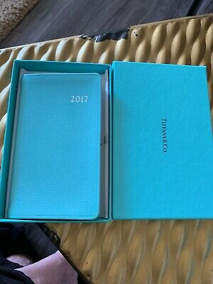 TIFFANY & CO.  BINDER DAY PLANNER 2017  Authentic