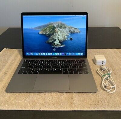 "Apple Macbook Air 13"" 2018 (A1932) Core i5 1.6GHz 8GB RAM, 128GB SSD MRE82LL/A"