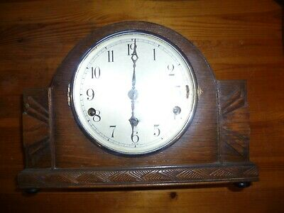 Westminster Chime Mantel Clock for spares or repair