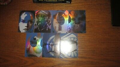 """Star Wars """"Journey To The Rise Of Skywalker"""" 2019 (Foil Card's """"You Pick"""" Look)"""