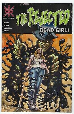 Rejected Dead Girl! # 1 One Shot NM/MT Source Point Press