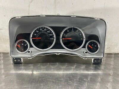 2008 Jeep Patriot 2.0 CRD Speedo Speedometer 05172347AB