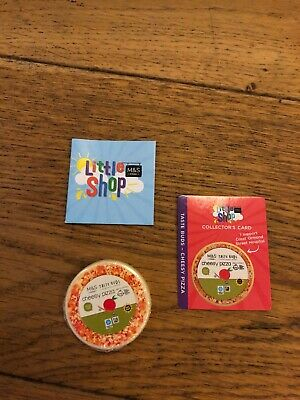 Marks And Spencer M&S Food Little Shop Mini Collectable Cheesy Pizza