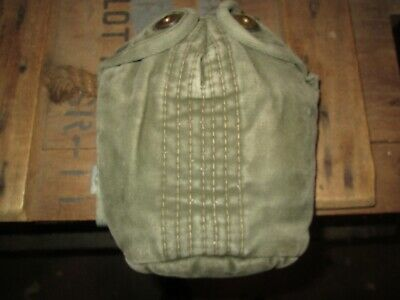 WWII WW2 WWI M-1910 CANTEEN COVER ,  canteen, pouch ,belt US ARMY ORIGINAL