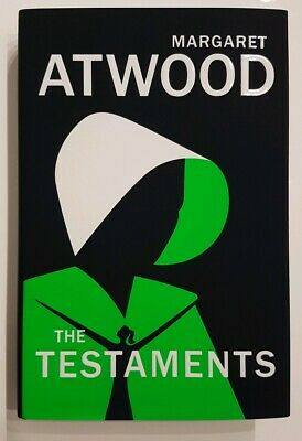 Margaret Atwood - The Testaments - Signed First Edition Hardback 1St Booker 2019
