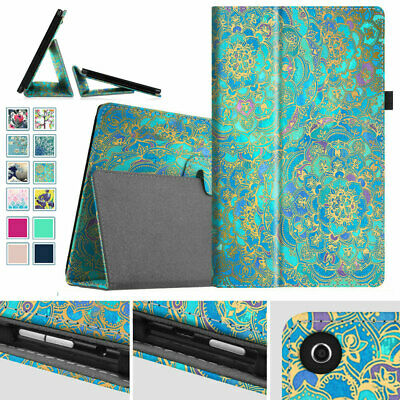 For All-New Amazon Fire HD 10 9th Gen 2019 Folio Case Cover Stand w/ Wake Sleep