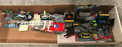 Lot Of 29 Lego Sets - Star Wars / Super Hero/ Movie/ City/ Mixles/ Police + More