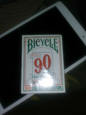 2017 Bicycle 7-Eleven 90th Anniversarry Playing Cards sealed NIB Rare HTF