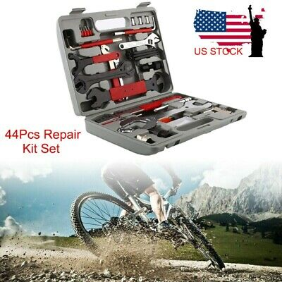 1PC Multi Function 15 in 1 Steel Bicycle Wrench Bike Pedal Spanner Repair t R0F8