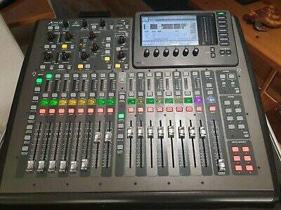 Behringer X32 Compact Digital Mixer With Flight Case