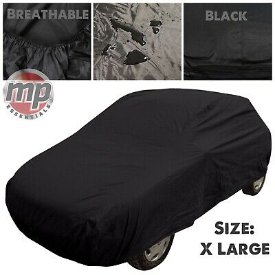 Black Indoor Outdoor Breathable Full Car Protect Cover for Jaguar X-Type Estate