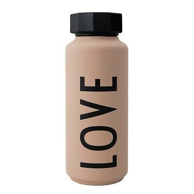 Design Letters Thermosflasche LOVE