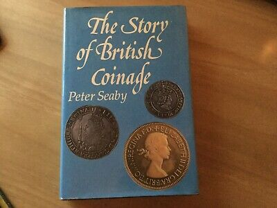 Book The Story Of British Coinage by Peter Searby