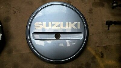 Suzuki Jimny Spare Wheel Cover Light Blue