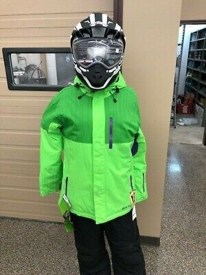 Arctic Cat Glam Lime Jacket