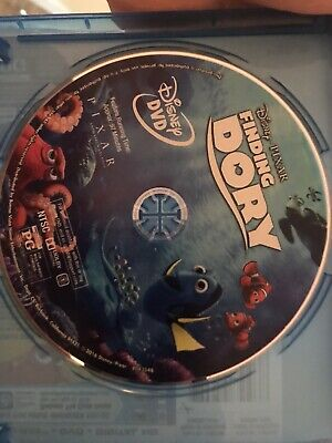 Finding Dory (DVD, 2016) DISC ONLY - No Case