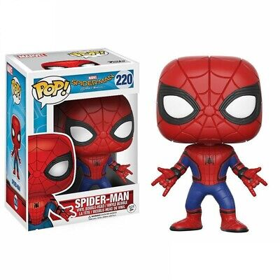 Marvel Spider-Man Homecoming - Spiderman Vinyl Funko Pop! Action Figure Toy @220