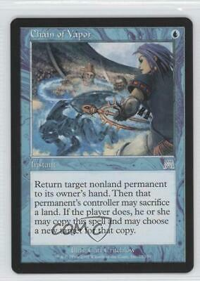 4x Chain of VaporOnslaughtMTG Magic The Gathering Cards