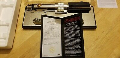 Star Wars Master Replicas Anakin Skywalker ROTS Limited Edition Lightsaber