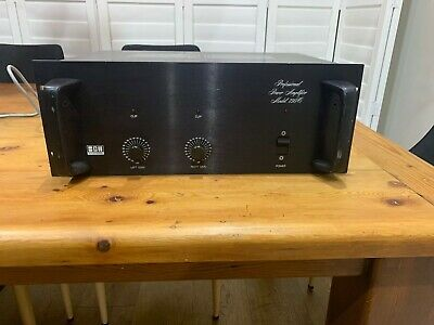 BGW 750C Dual Channel Stereo Power Amplifier